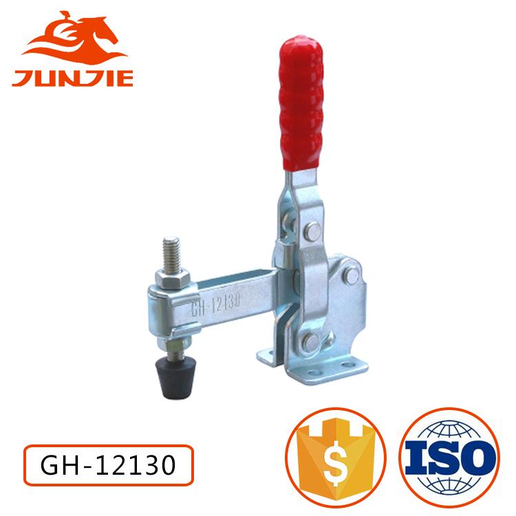 GH-12130 Вертикальный коленчатый зажим