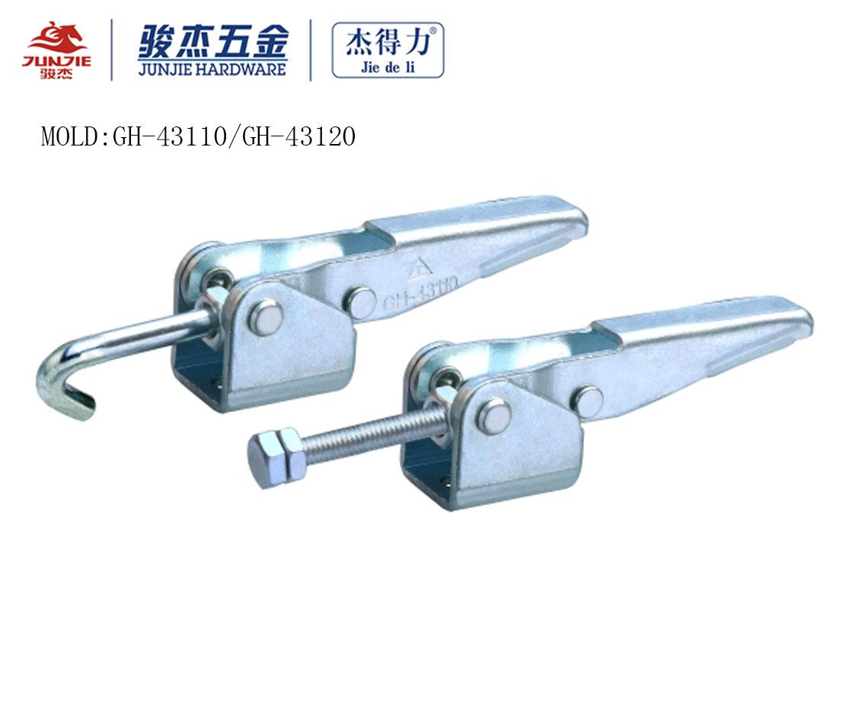 GH-43110 / GH-43120 tipo trava de grampo alternador