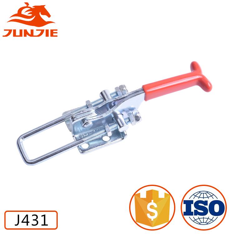 J431 Braçadeira de alternância tipo trava